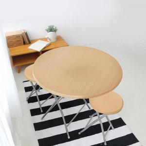 식탁세트 접이식 탁자 티테이블 렌지대 다용도테이블
