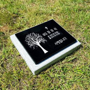 비석 수목장비석 기념비 식수비 묘비 표지석