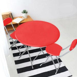 식탁의자세트 접이식 테이블 탁자 원형 다용도테이블