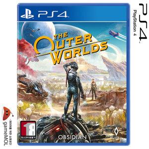 PS4 아우터 월드 한글판