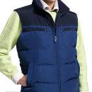 파브 WM-V1401 조끼 겨울 작업복 패딩조끼 근무복