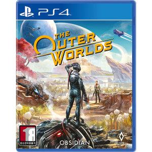 PS4 아우터 월드