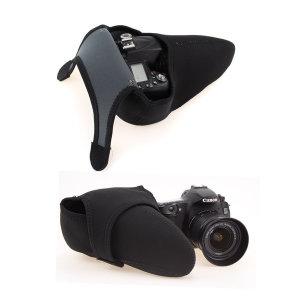 DSLR 카메라 보호 커버 네오프렌 케이스 파우치 백 랩