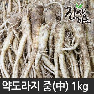 국내산 약도라지 중(中) 1kg