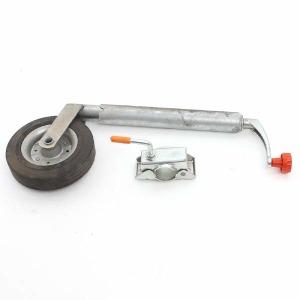 (현대Hmall)트레일러부품SPP 유럽식 8인치 고정형 트레일러자키휠