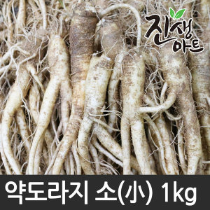 국내산 약도라지 소(小) 1kg