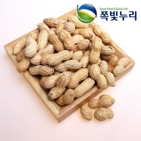 땅콩 피땅콩 볶음피땅콩 500g 껍질땅콩 볶은 피땅콩