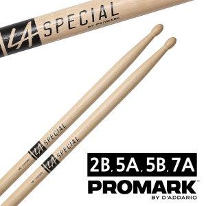 프로마크 정품 미국산 드럼스틱 LA스페셜 5A 5B 7A 2B