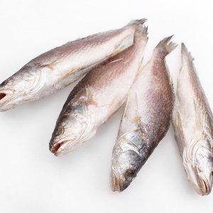 손질 민어조기 반찬용 생선 4마리 약27cm