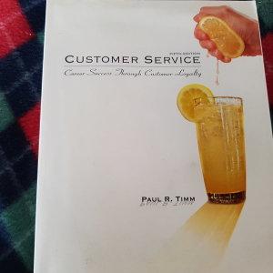 영문판.CUSTOMER SERVICE/TIMM.PEARSON.2011