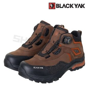 블랙야크 공용 크라운 GTX 등산화 브라운 ABYSHX9915BR