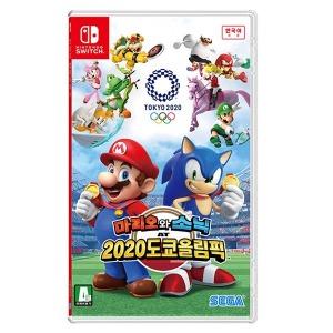 (닌텐도 스위치) 마리오 와 소닉 2020도쿄올림픽
