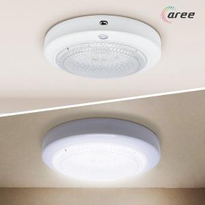 무료배송/아리조명 15W LED 센서등/직부등/현관조명