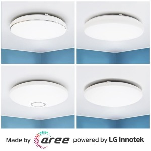 LG정품칩 LED 아크릴 원형 방등 모음/ 한지 방등