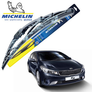 K3/K3(쿱) 미쉐린 스탠다드와이퍼 2P 1SET 자동차용품