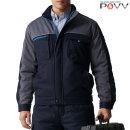 파브 겨울 점퍼 WM-J1605 작업복 상의 자켓 근무복