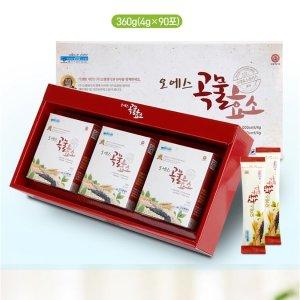 오행생식 오에스 곡물효소 /국산/발효/효소보충/소화