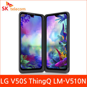 SKT 신규가입 LG V50S ThingQ LM-V510N 요금제자유