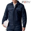 파브 겨울 점퍼 WM-J604 작업복 상의 자켓 근무복