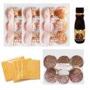 소불고기버거 만들기세트 18인분(+치즈)/햄버거재료