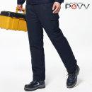 파브 겨울 바지 WM-P604 작업복 솜바지 패딩바지 하의