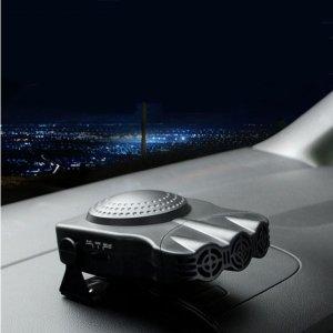 12V150W휴대용 자동차 난방 장치 냉각 팬 히터 온풍기
