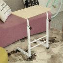 사이드 테이블 80x40 노트북 간이 책상 소파 침대
