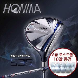 (현대Hmall)(병행)HONMA 일본 정품 혼마 비즐 535 남성용 페어웨이우드