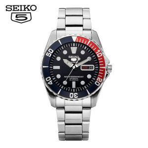 SEIKO5  SNZF15K1 / 베이비스모 펩시 오토매틱 41.5mm