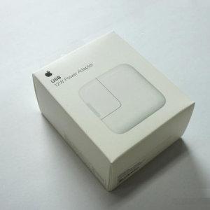 정품 아이폰 아이패드 12W USB 충전 어댑터