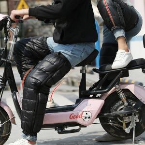발 토시 다리 무릎 보호대 오토바이 방한 용품 겨울