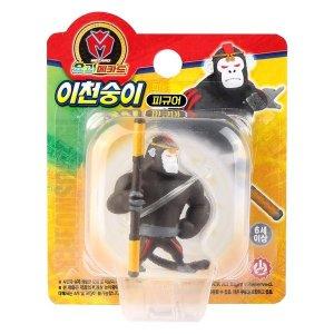 (균일가)손오공_요괴메카드_피규어_이천숭이