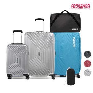 (현대Hmall) 아메리칸투어리스터 NEW CRYSTAL PLUS 여행가방 4종 세트