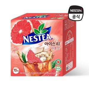네스티 자몽 아이스티 70T/음료