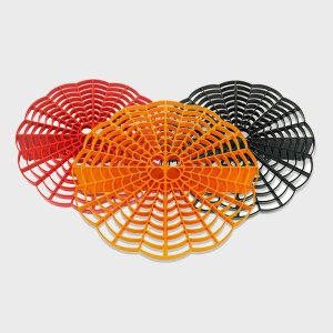 세차버킷용 그릿가드/원형버킷 호환 오렌지/레드/블랙