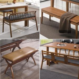로드퍼니처/원목 벤치의자/야외/카페/식탁 벤치의자