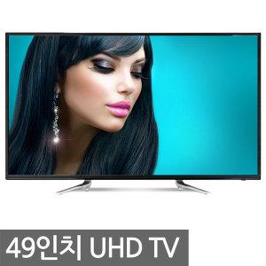 49인치 4K UHD LED TV 모니터 UHD TV 삼성패널