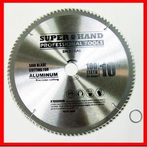 툴쇼핑-알루미늄톱날10인치100날/당가루톱날/원형톱날