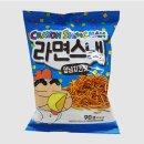크레용 신짱 라면스낵 양념치킨맛 90G