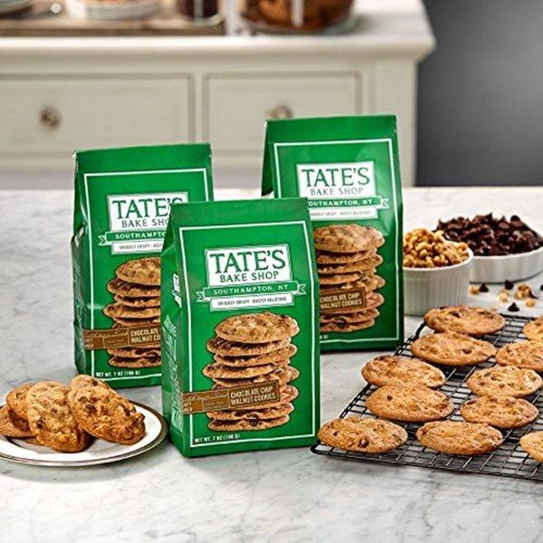 테이츠 베이크 샵 초콜릿칩 월넛 쿠키 3팩