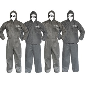 가드맨/부직포작업복/일회용작업복/방진복/도장복