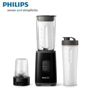 (현대Hmall)필립스 미니 블렌더 다지기 믹서기 HR2603/90 (텀블러포함)