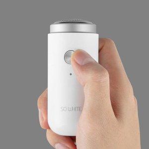 샤오미 SO WHITE 전기 면도기 충전식 초소형 휴대용
