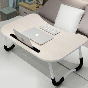 스마트 접이식 미니 테이블 베드 트레이 노트북테이블