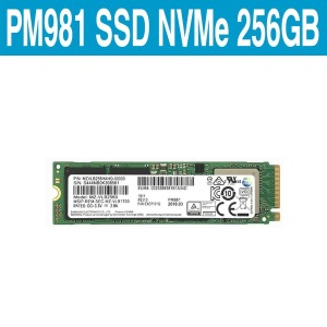 SM 삼성전자 PM981 M.2 256GB SSD(NVMe) - 벌크