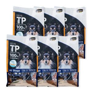 테라픽 강아지 사료 6kg (1kg 6봉) 공용홈쇼핑 완판