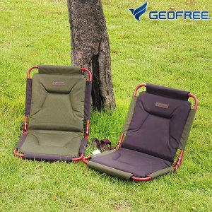 1+1 프리미엄 패드 그라운드 체어 GF316005S 야외용 캠핑 접이식 좌식의자/ 지오프리