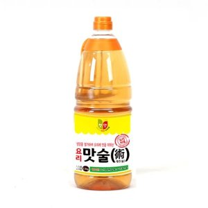청우 첫맛 요리맛술 2.1kg/미림/미향/잡내제거