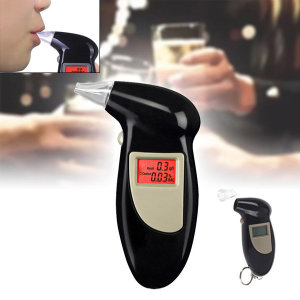 휴대용 음주측정기 알콜측정기 자동차 차량용품