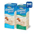아몬드브리즈 오리지널+언스위트 190ml 48팩 우유/두유